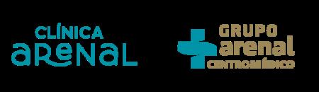 logos clinica arenal